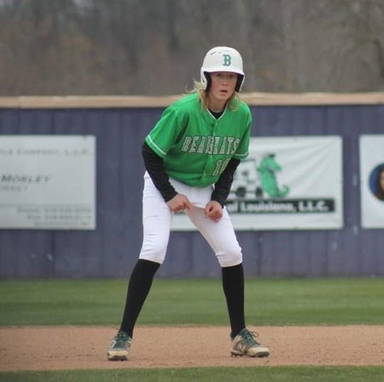 Bossier's Coleman Beeson is a 3-sport standout for the Bearkats.