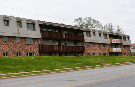 Chris Gatley owned the Timber Wood apartments at 2107 E. Cherry St. until 2018 when he sold it to another management company. Over the years, renters complained about flooding, trash and bedbug and cockroach infestations, city complaint records show.