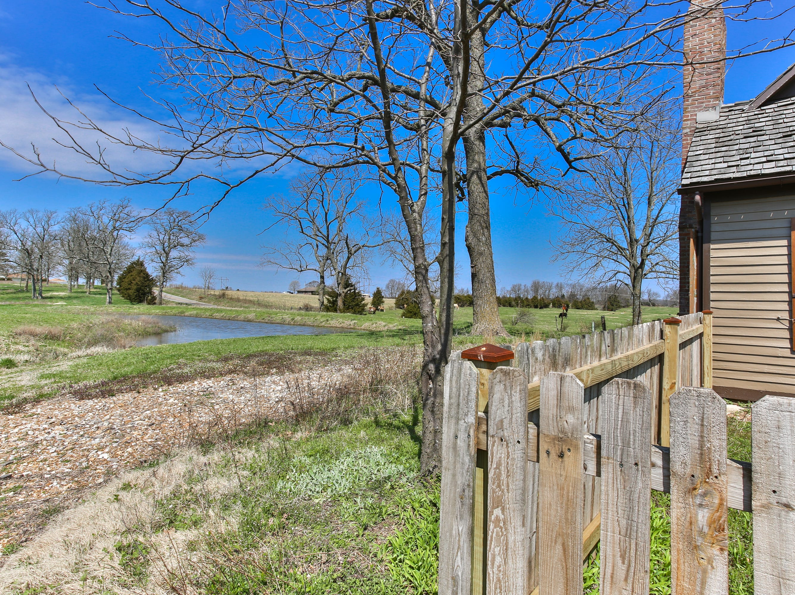 Bill and Lois Jefferson's Storybook Barn in Rogersville on April 2nd, 2019.