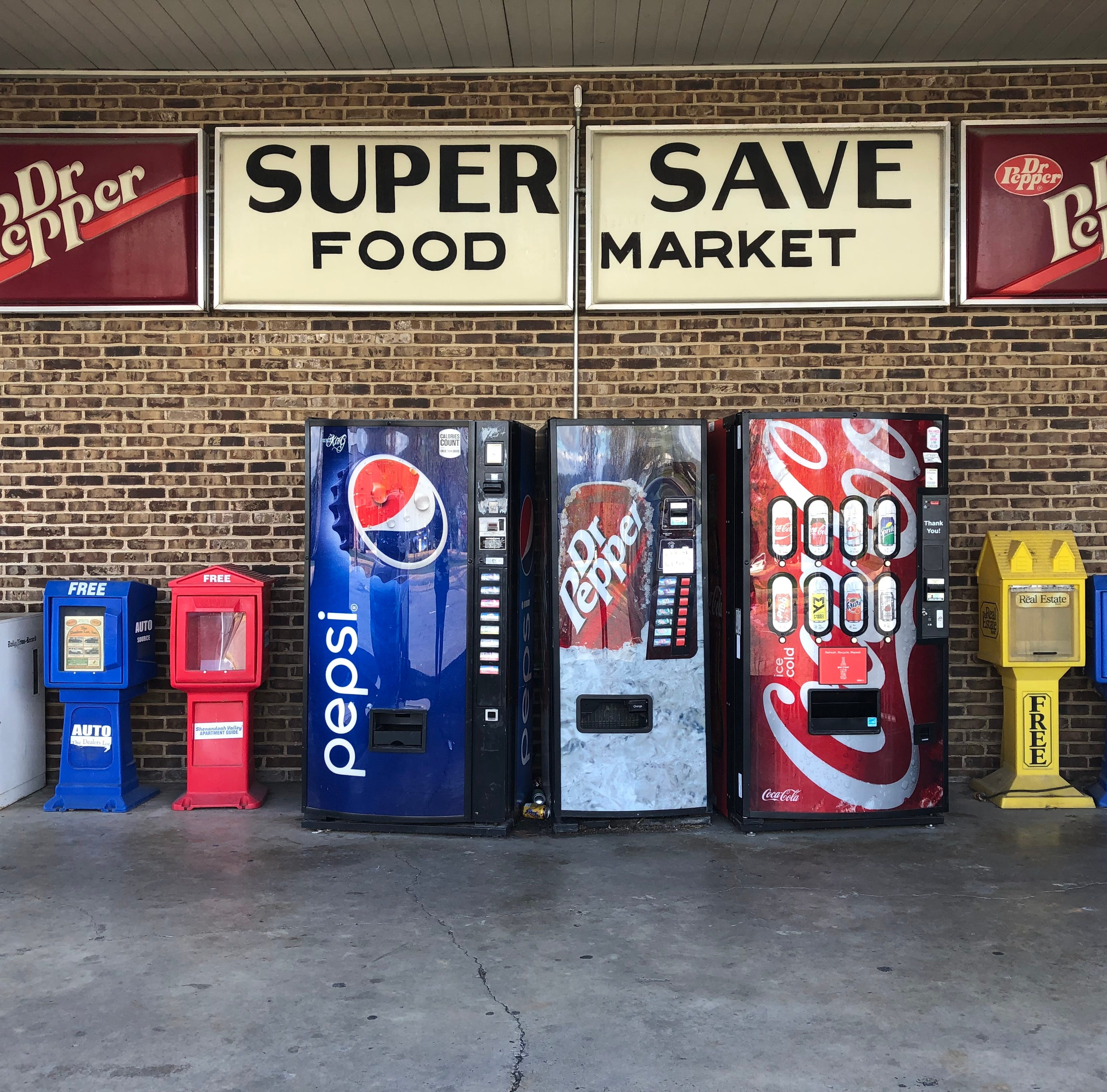 Weyers Cave Super Save up for sale after 34 years in the community
