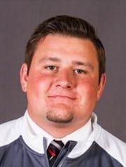 Zach Larsen, offensive line.