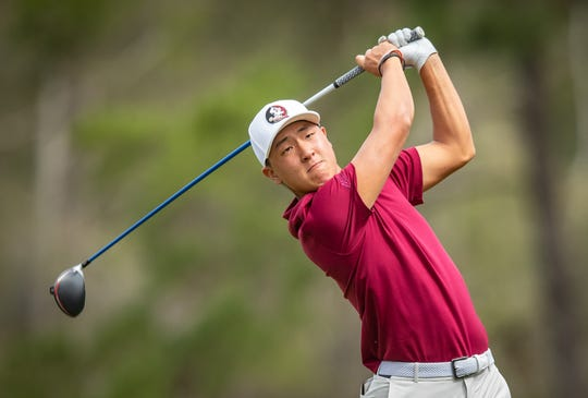 Florida State sophomore golfer John Pak ranks second in the ACC in scoring average. He is looking to continue this surge in the ACC Men's Golf Championship April 18-20, 2019 in New London, North Carolina.