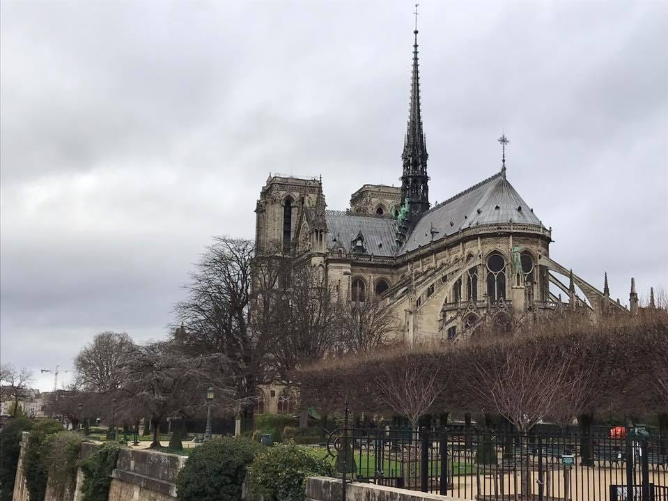 Notre Dame, Dec. 13, 2017