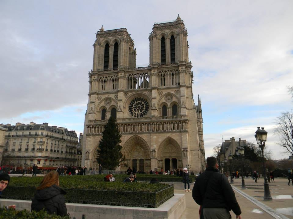 Notre Dame in 2014