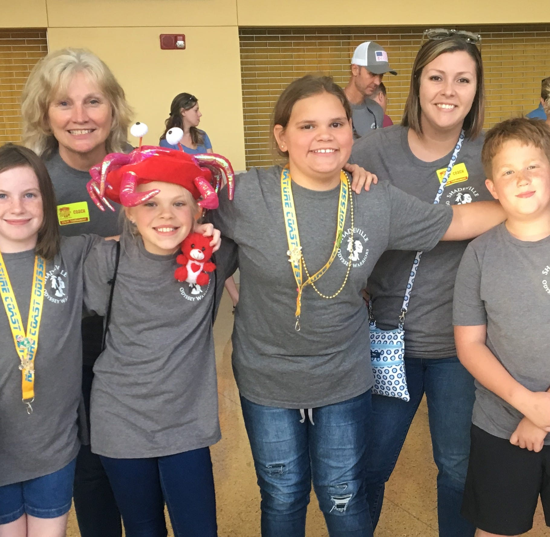 Wakulla High Odyssey of the Mind team qualifies for World Finals