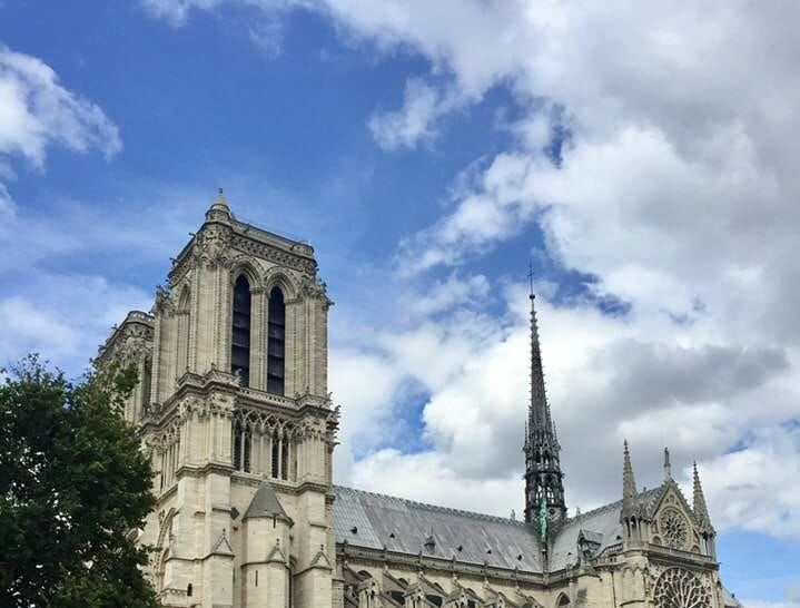 Our July of 2017 trip to Paris was quite an eclectic visit – experiencing the beauty of the city, the Bastille Day celebration wwith Trump as Macron's guest viewing the parade, a wonderful bike tour of Versailles and an intimate Cold Play concert for 80,000 in the Stade de France.
