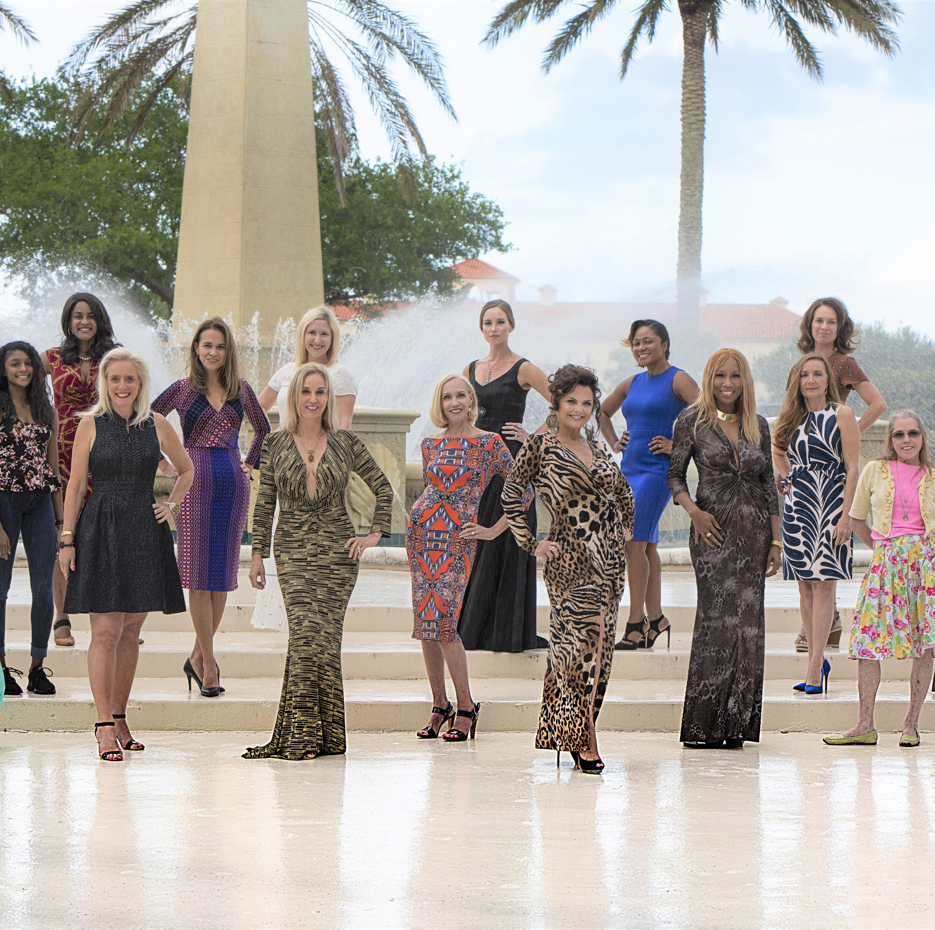 Original fashions by Treasure Coast designers showcased May 20 at Grand Harbor