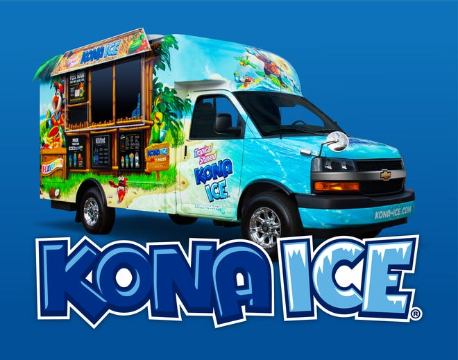 f you're in West El Paso, treat yourself to a free shaved ice today, April 15, from Kona Ice.