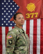 Staff Sgt. Amy Colbert