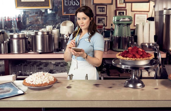 """""""Waitress,"""" June 6, 2020 — The hit Sara Bareilles musical based on the 2007 movie makes its Central Valley debut."""