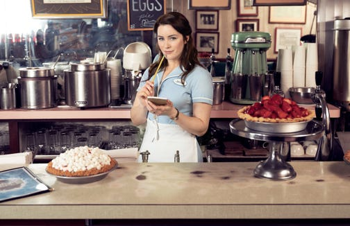 """Waitress,"" June 6, 2020 — The hit Sara Bareilles musical based on the 2007 movie makes its Central Valley debut."