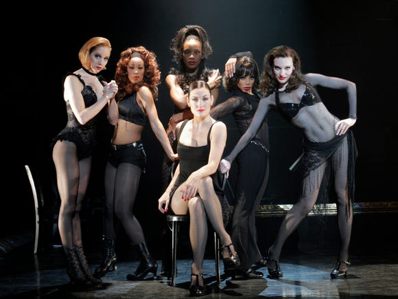 """""""Chicago,"""" March 3-4 — Bob Fosse's cynical musical about fame (or infamy) and the American justice system returns to the Saroyan."""