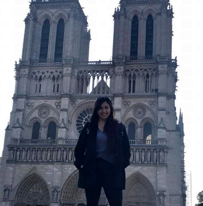 Tulare family one of the last to see Notre Dame before the flames