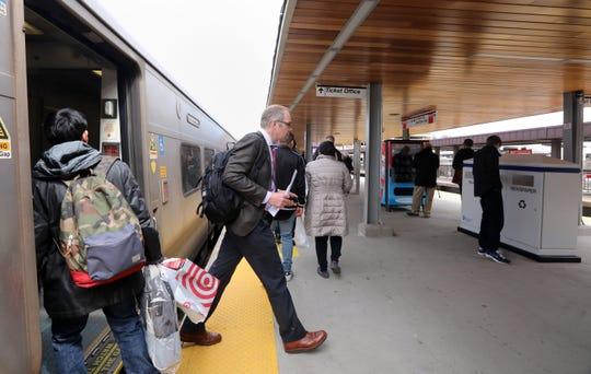 Metro-North Ridership Set Ridership Record In 2019: MTA