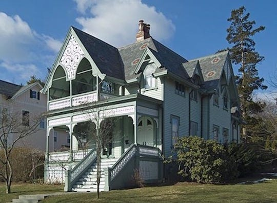 George Mann House will be one of the stops on the annual Nyack House Tour.