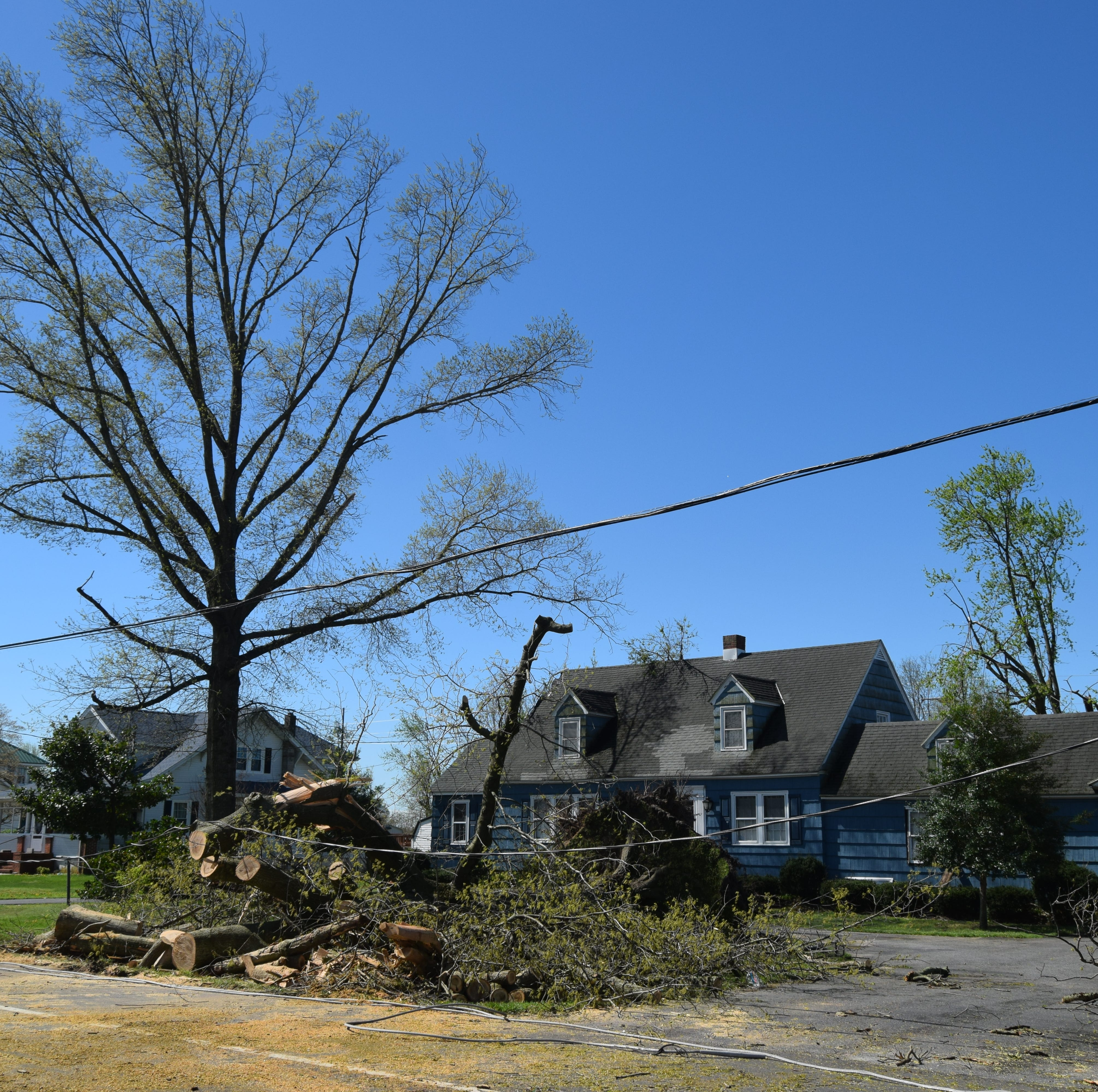 Second tornado hit southern Delaware on Monday, experts say