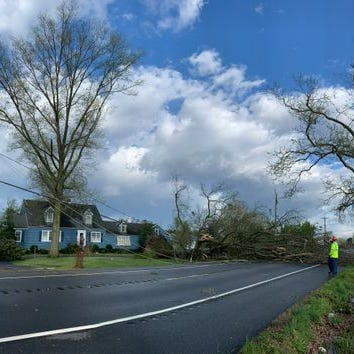 Thousands in Delaware lose power as severe weather hits