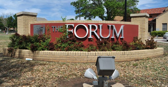 The Forum located at 2120 Speedway Avenue in Wichita Falls.