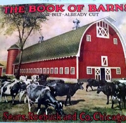 Sears & Roebuck barns may still dot rural landscape
