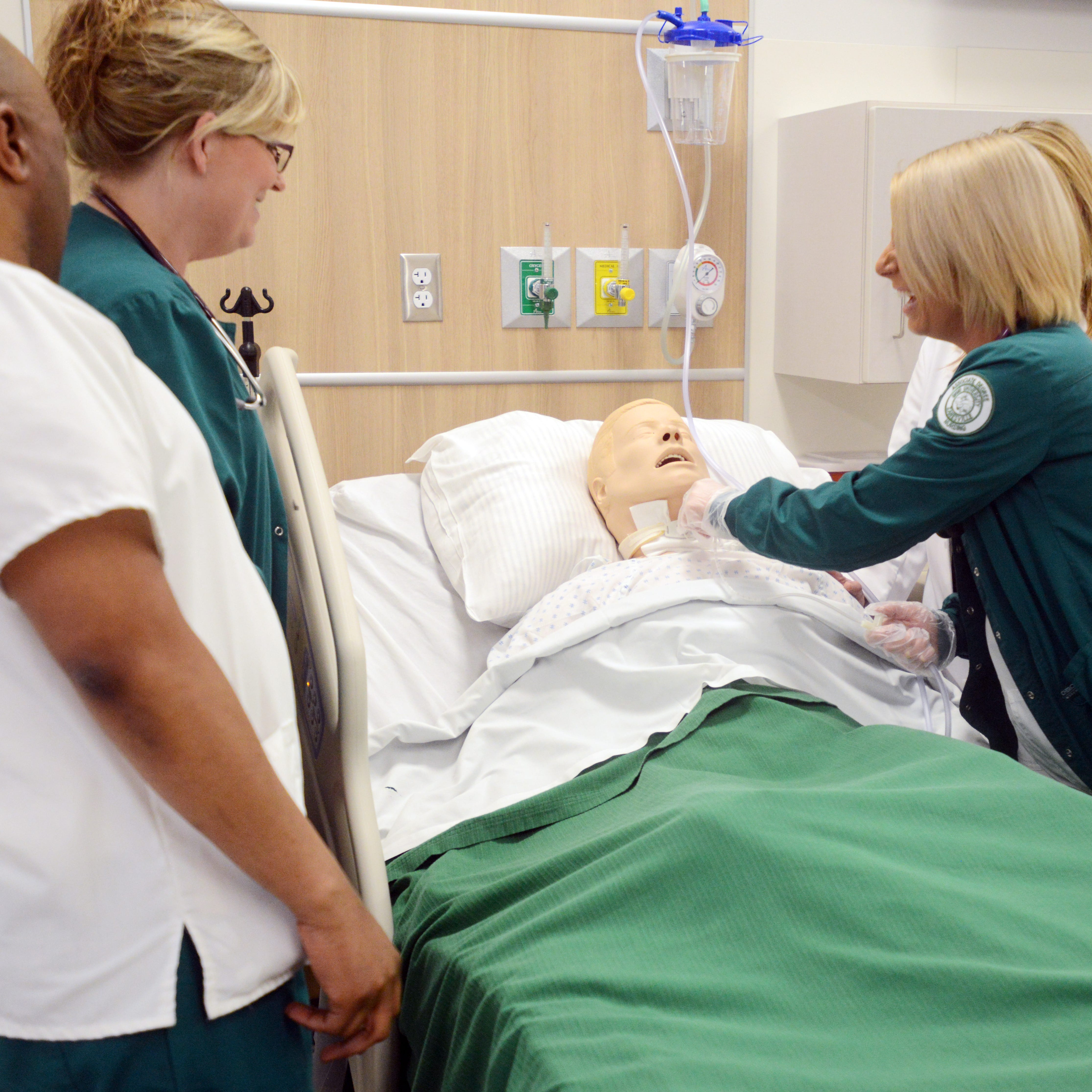 Nursing labs: An investment in students and community