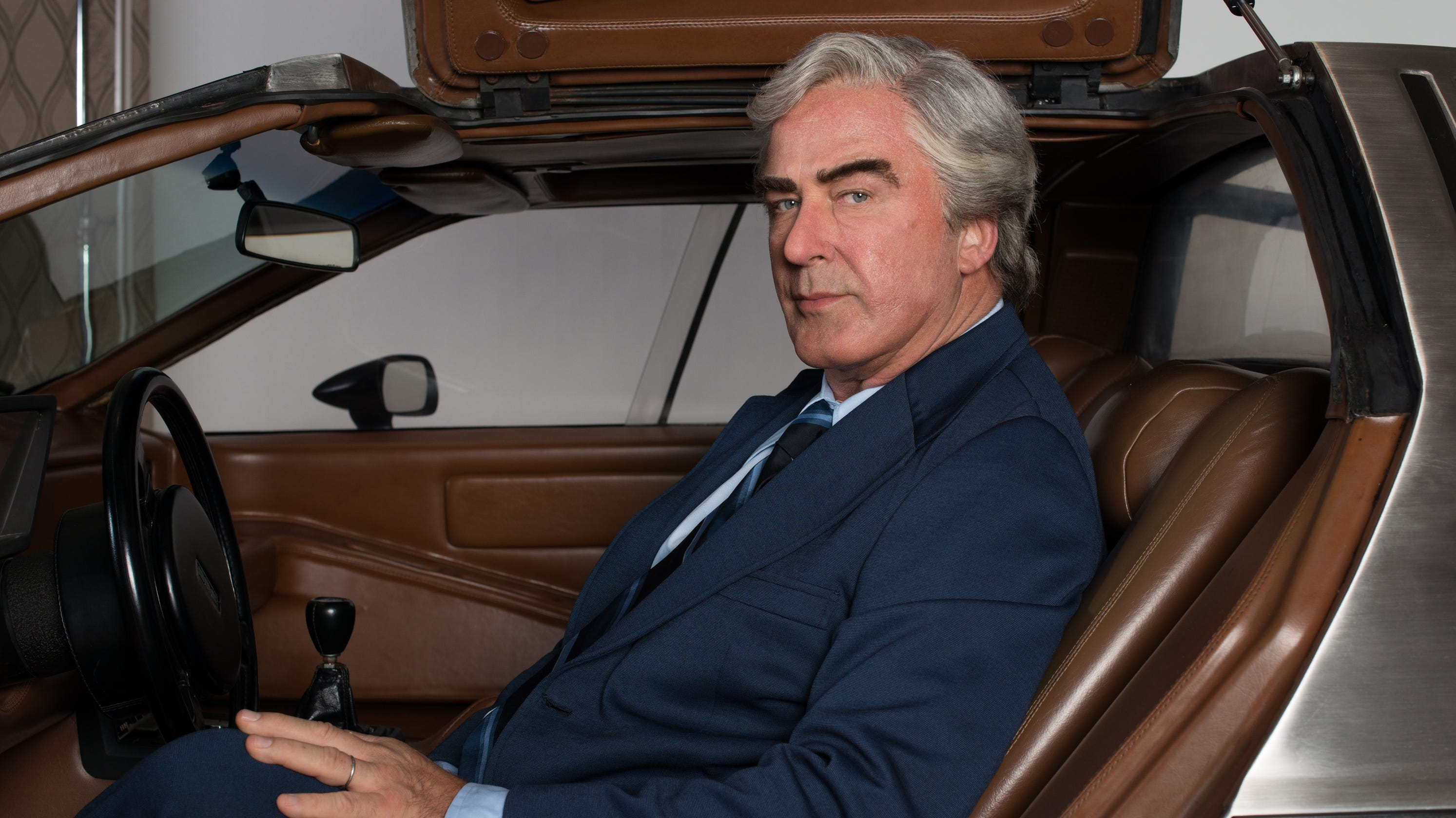 Framing John Delorean Documentary Movie Captures Car