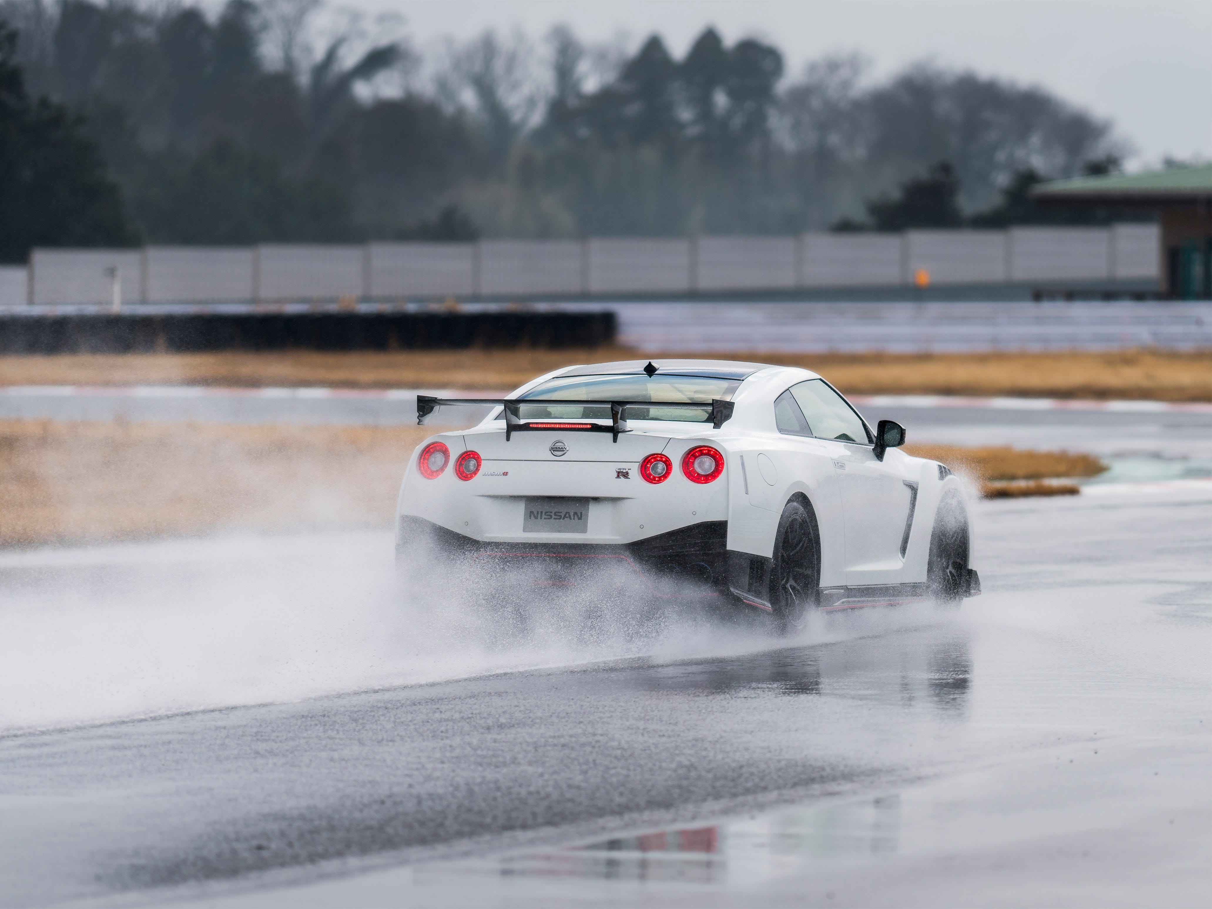 The 2020 Nissan GT-R NISMO.