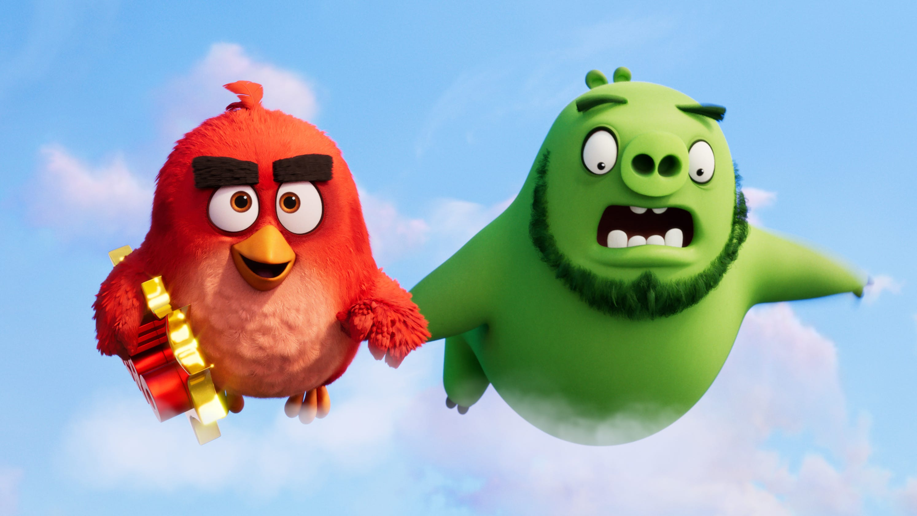 Angry Birds 2 Critics Are Actually Digging The Animated Sequel