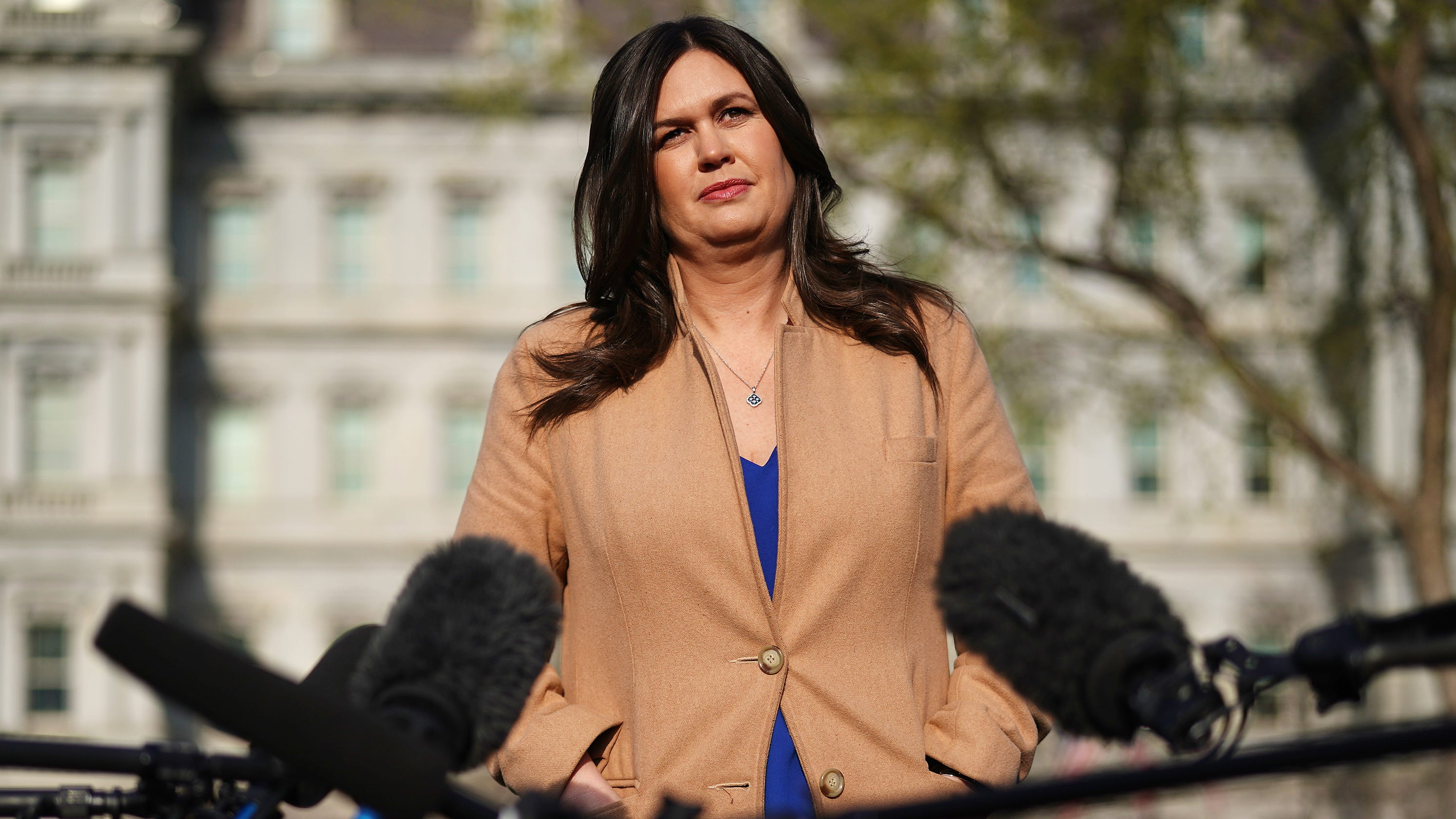 Mueller report: Sarah Sanders' fib about Comey and other lies