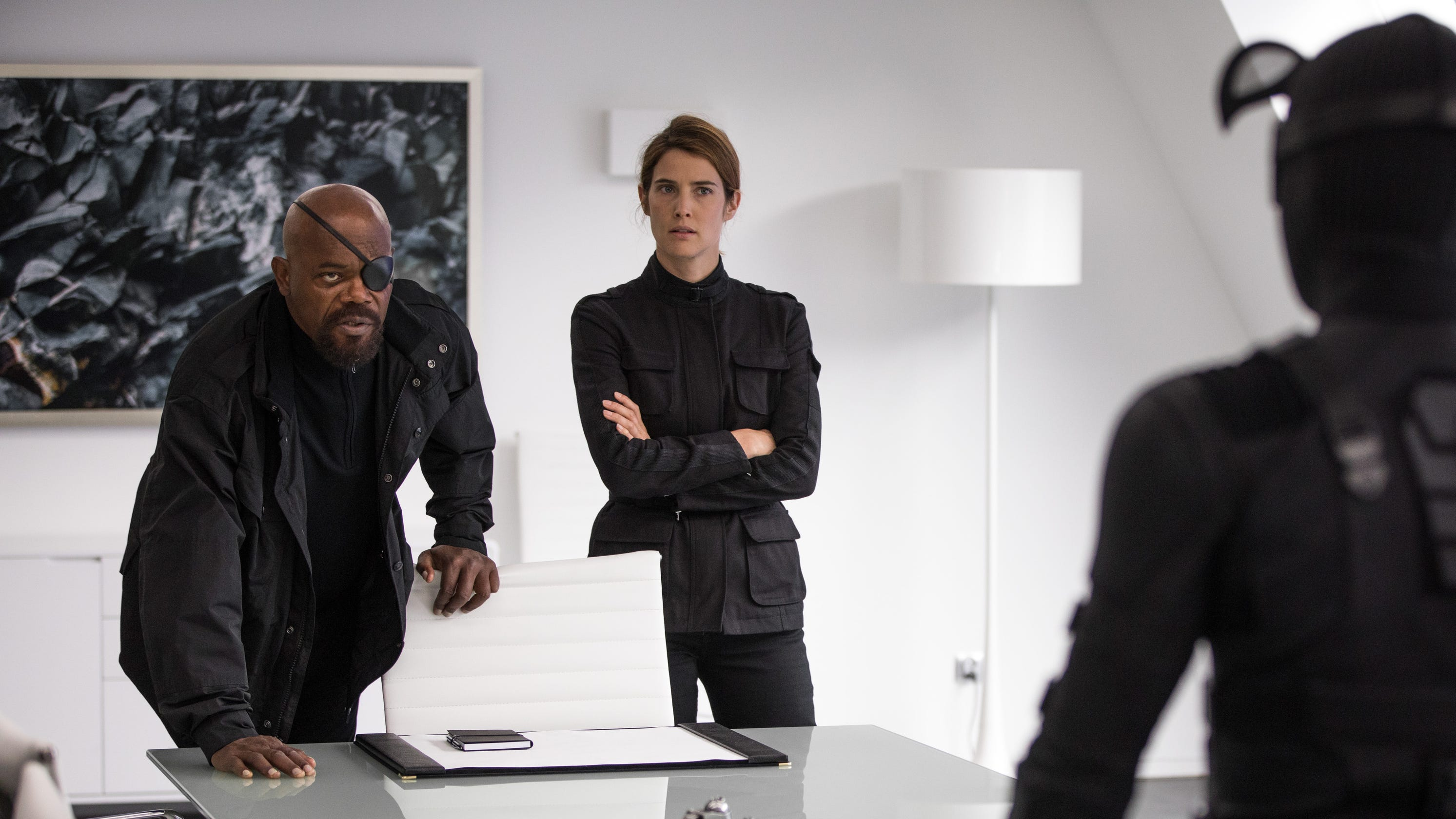 Spider Man Far From Home Gives Samuel L Jackson A Stepdad Role