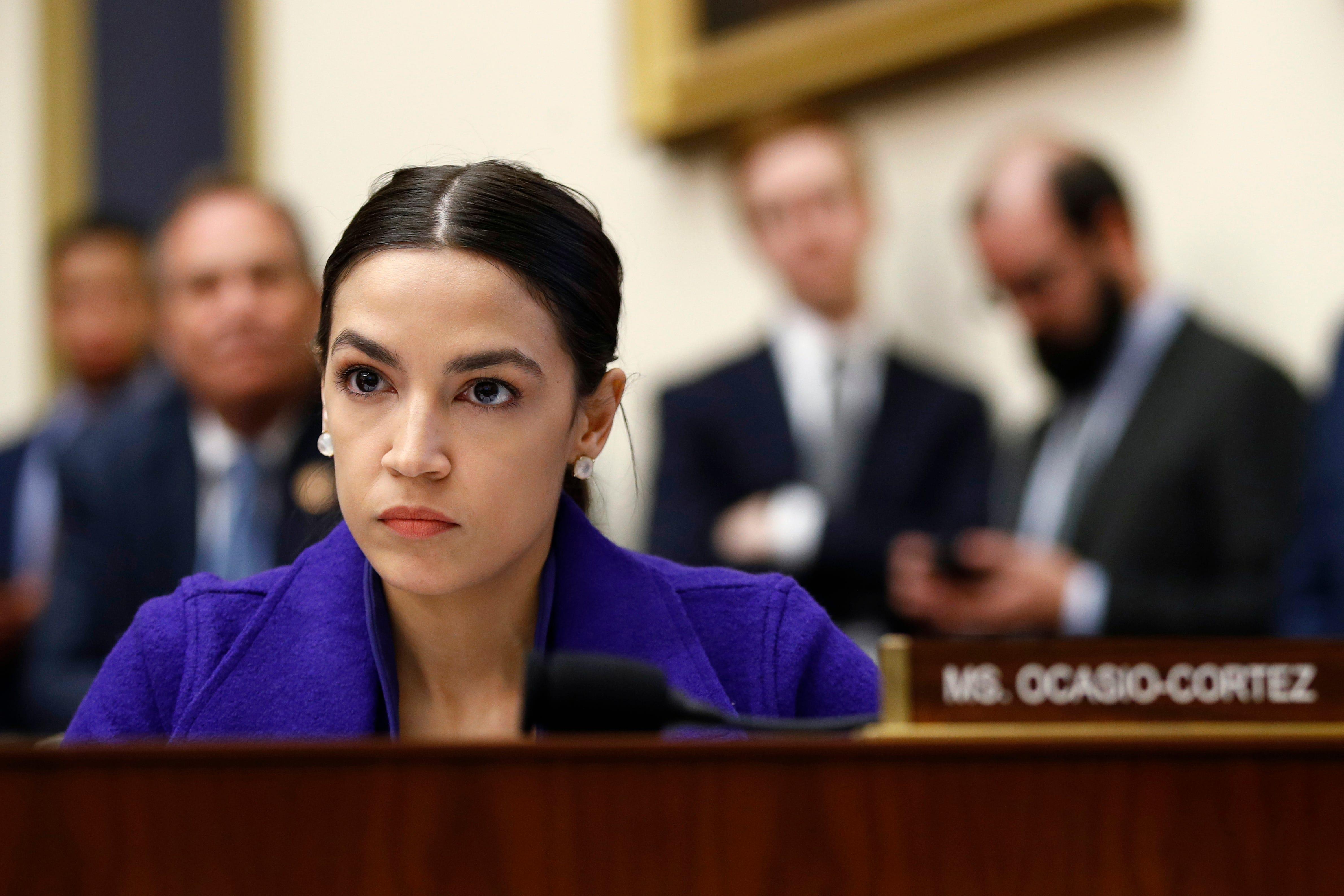 Rep. Alexandria Ocasio-Cortez says Joe Biden run in 2020 election doesn't 'animate me'