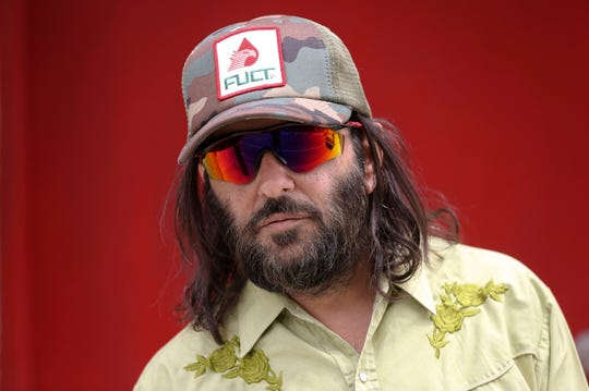"""Los Angeles artist Erik Brunetti, the founder of the streetwear clothing company """"FUCT,"""" was inside the Supreme Court Monday as the justices debated his trademark dispute."""