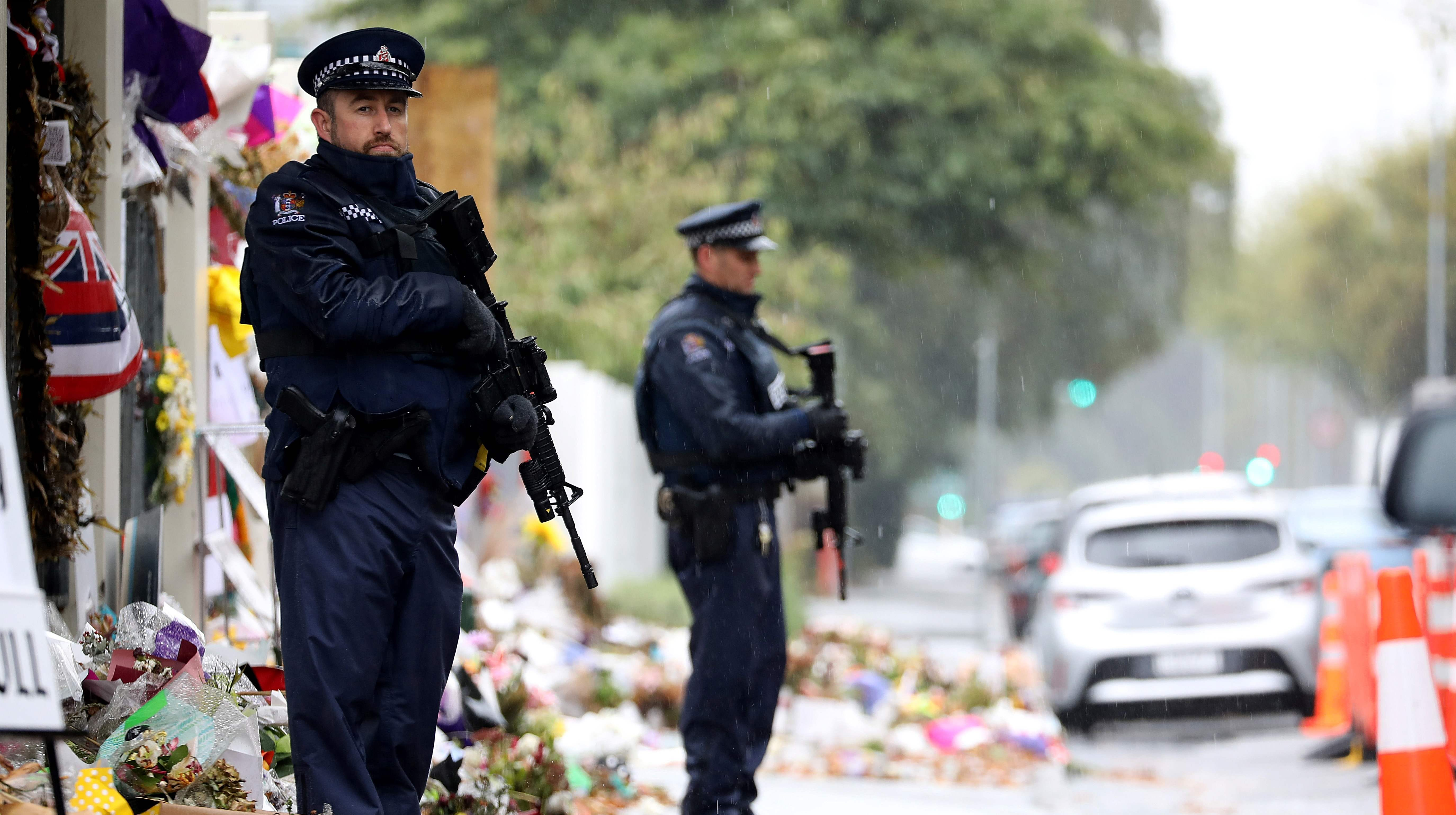 Masjid New Zealand Pinterest: New Zealand Mosque Attacks: Six In Court On Charges They