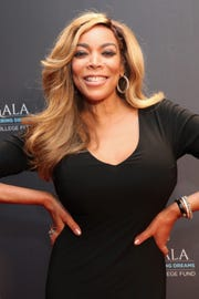 Television host Wendy Williams attends the Thurgood Marshall College Fund  Awards Gala on Nov. 21, 2016 in Washington, DC.