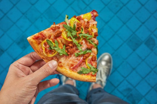 Blaze Pizza is launching a new Spicy Chorizo vegan topping.