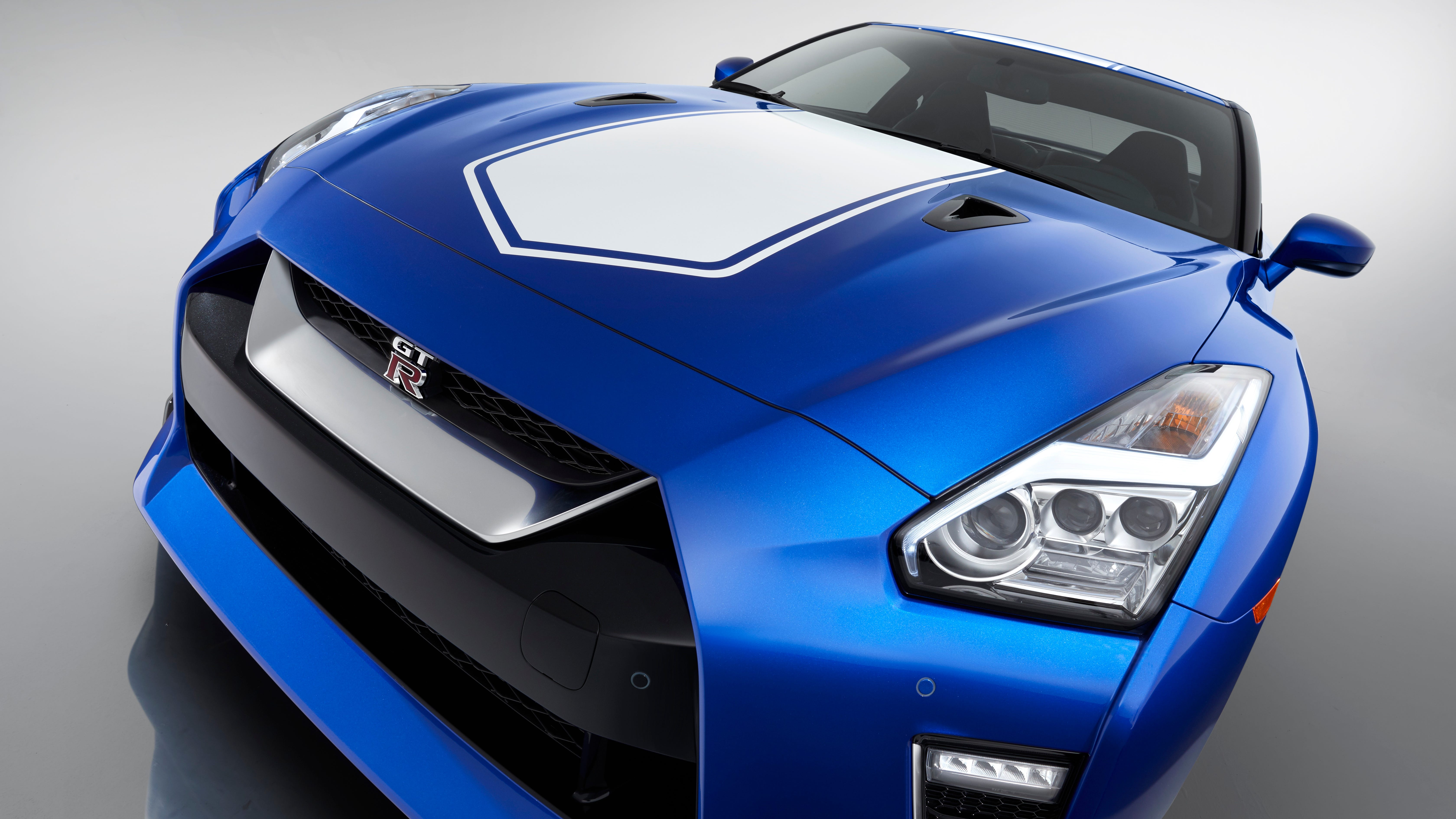 The Nissan GT-R is turning 50, but it's not showing its age – at least if its handmade engine has anything to say about it.