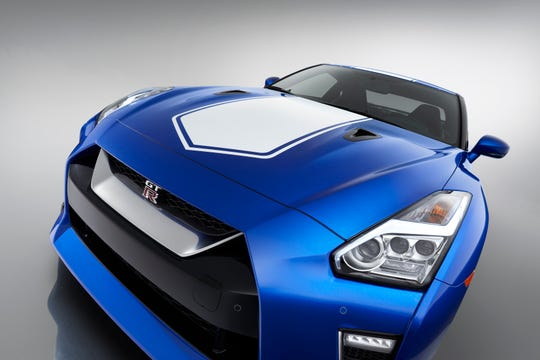 The 50th anniversary edition of the Nissan GT-R is making its debut at the 2019 New York Auto Show.