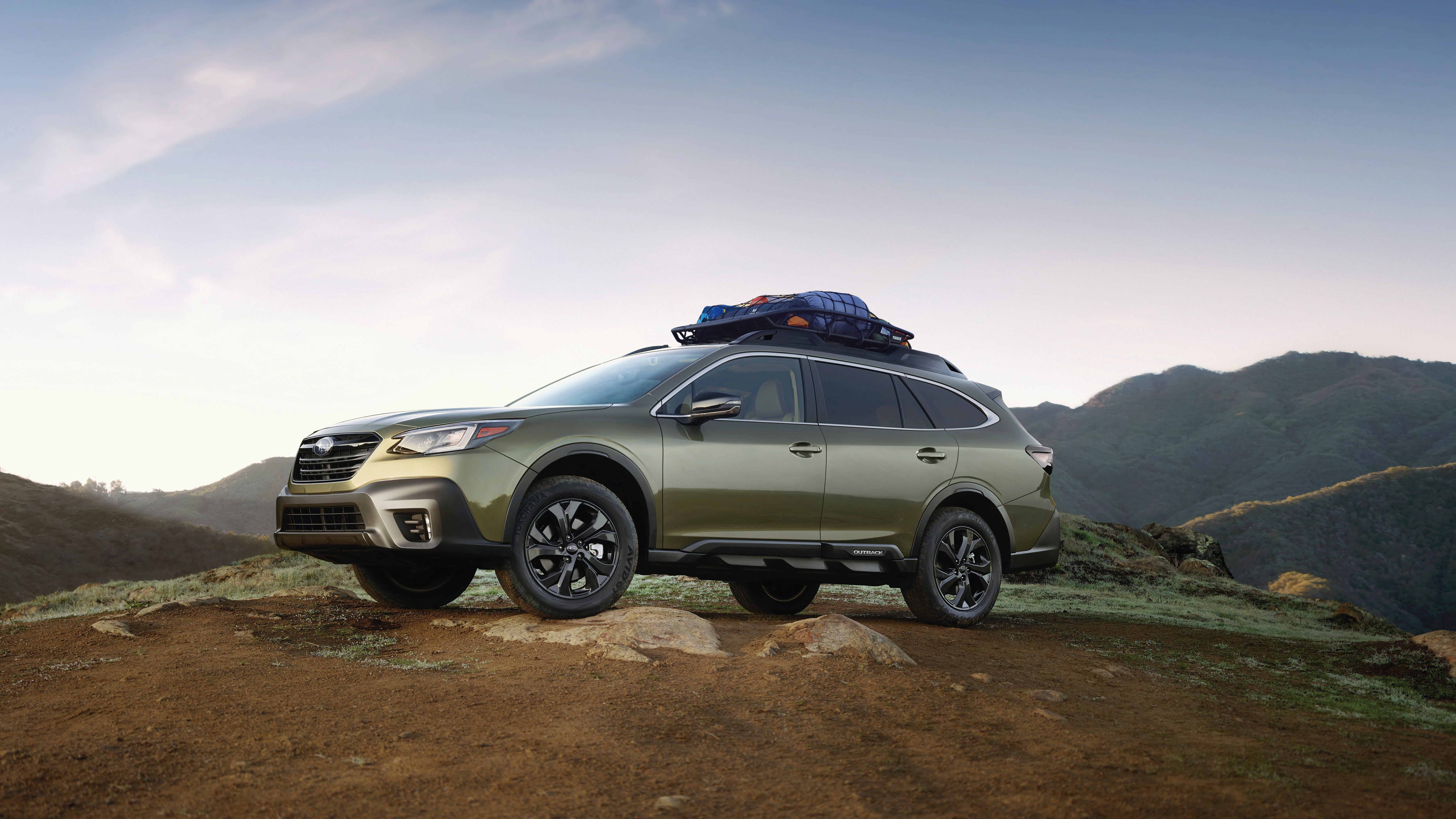 Subaru's redesigned 2020 Outback comes with in-car infrared camera and facial recognition technology to identify signs of driver fatigue.