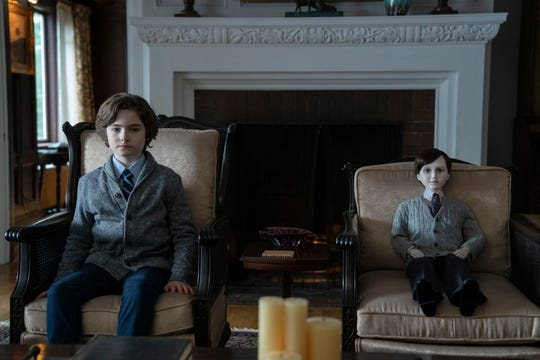 "When his family moves into an old mansion, young Jude (Christopher Convery) makes friends with a life-like doll in ""Brahms: The Boy II."" (July 26)"