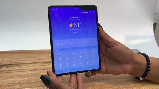 Samsung's Galaxy Fold