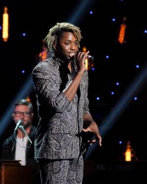 """American Idol"" contestant Uche."