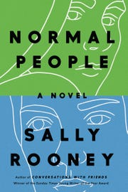 """""""Normal People,"""" by Sally Rooney."""