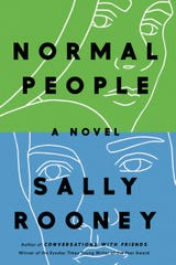 """Normal People,"" by Sally Rooney."