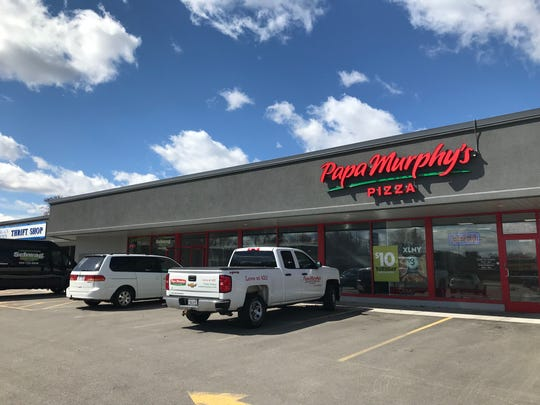 Meade Street Bistro will be in the unmarked location to the left of Papa Murphy's Pizza at the corner of Meade Street and Northland Avenue in Appleton.