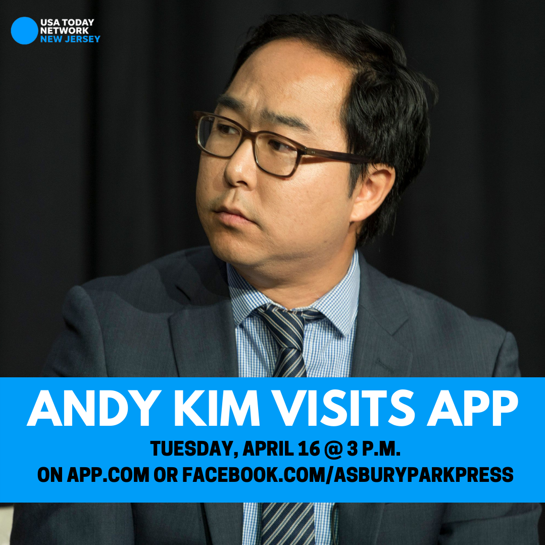 Have a question for Congressman Kim?