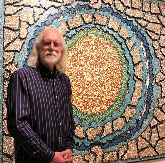 Grace Museum exhibiting artist Terry Hays