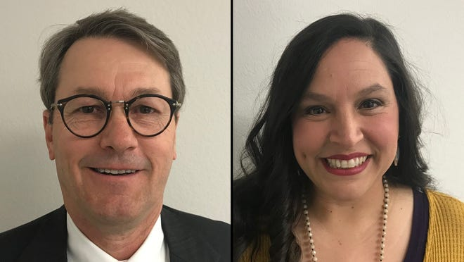 Moore and Loudermilk vie for Wylie ISD Board Place 3