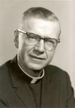 Local pastor was first to say mass at Notre Dame Cathedral after 1944 Liberation of Paris