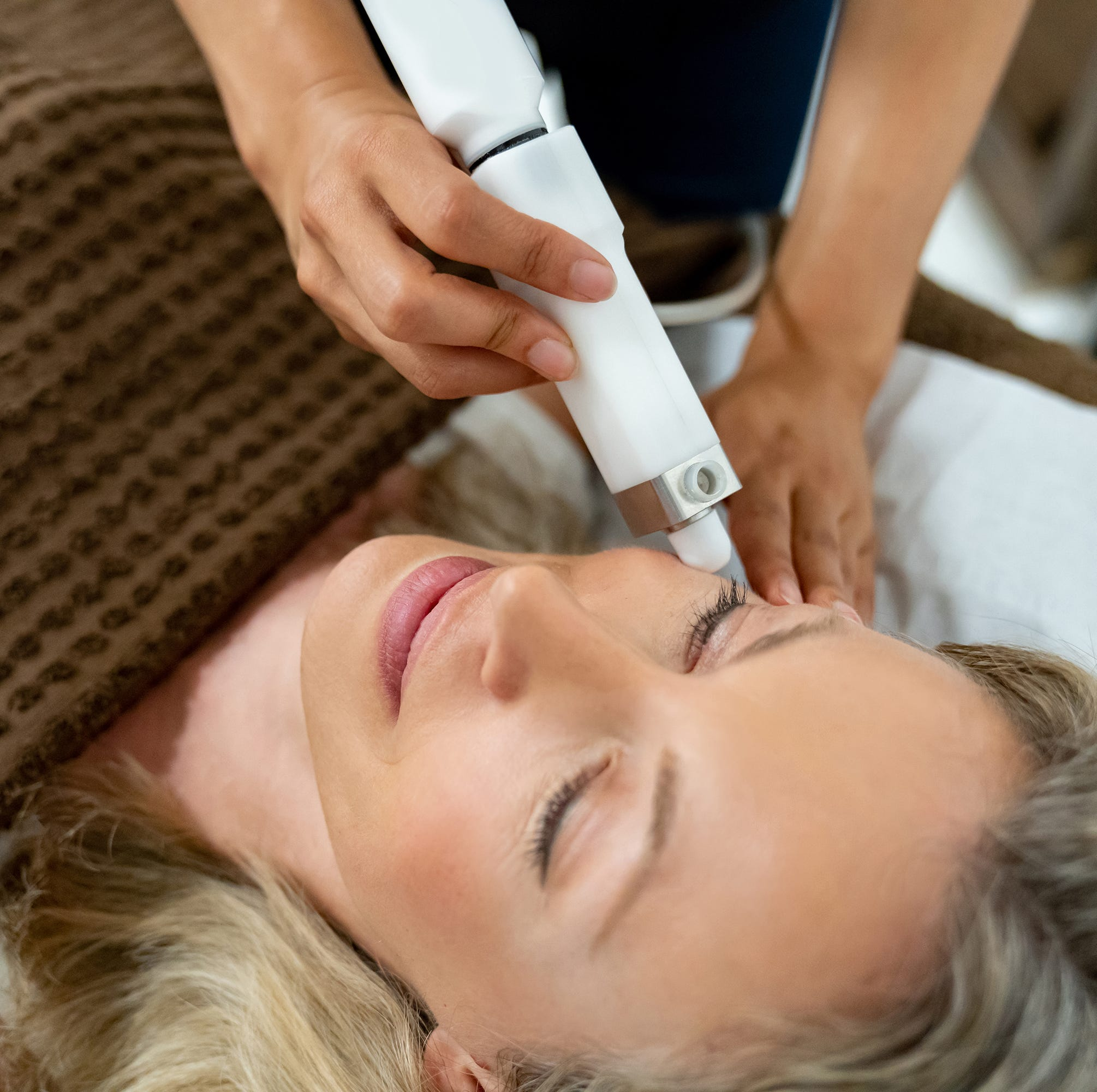 Hammerling: Laser treatments can help restore youthful look