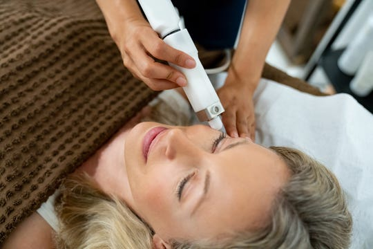 Laser treatments can be customized for each person to achieve their goals of restoring the skin's vitality and to help reveal a smoother, youthful complexion.