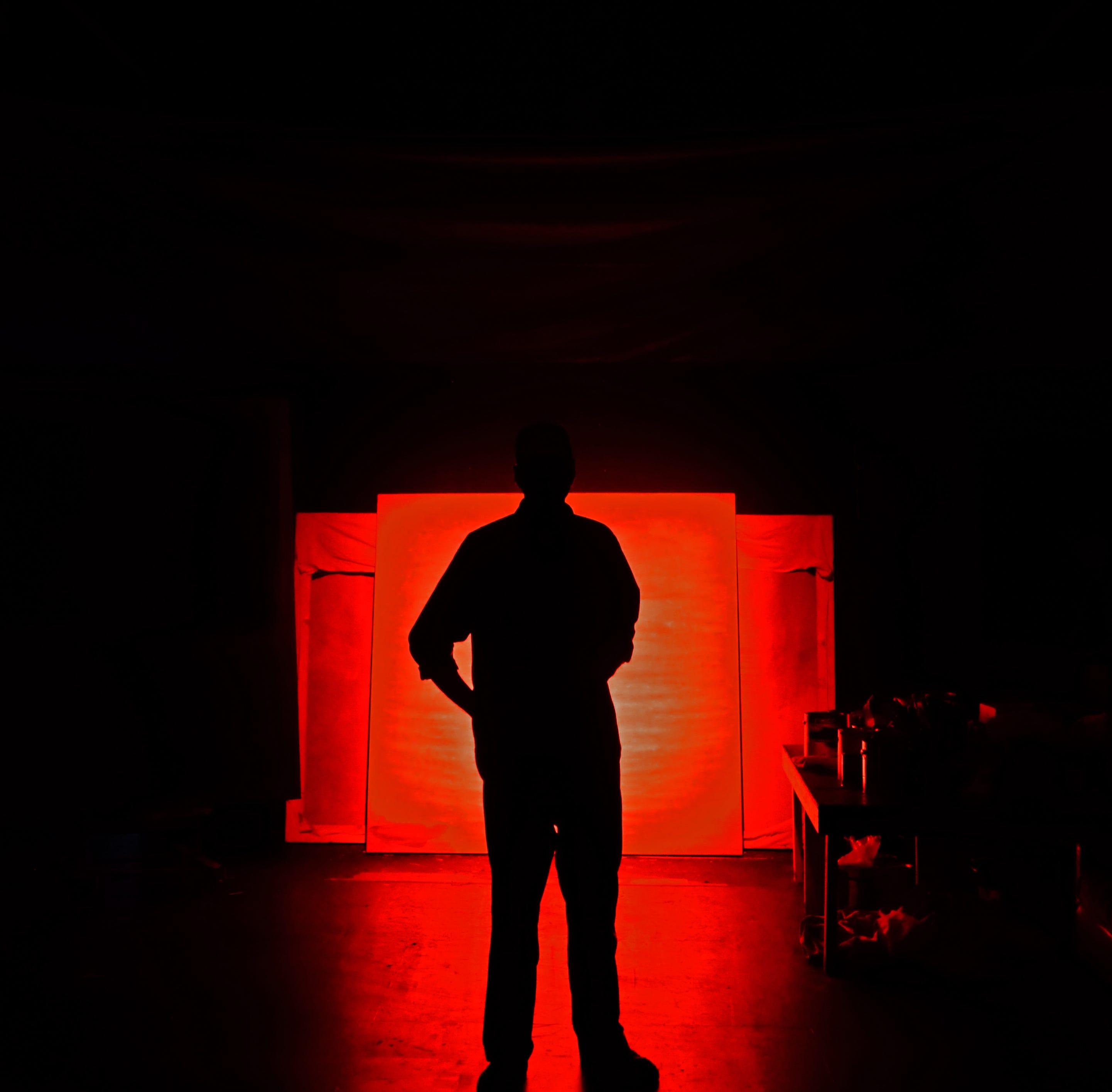"Drama ""Red"" playing Upstairs at the Henegar Center"
